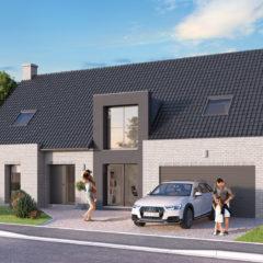 Maison contemporaine 170 m²