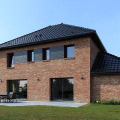 Beautiful Maison Cubique Toit 4 Pant Contemporary - House Design ...