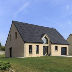 Maison contemporaine Boiry Notre Dame