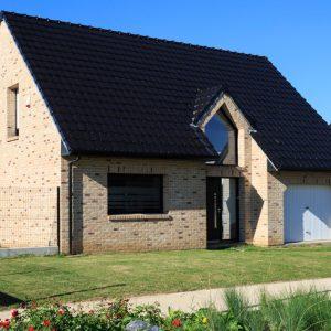 Maison traditionnelle à Dourges