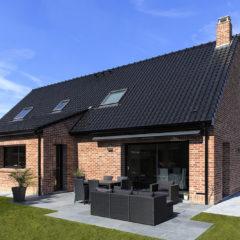 maison contemporaine 175 m²